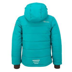 trollkids kids hemsedal snow jacket smaragd rubine. Black Bedroom Furniture Sets. Home Design Ideas