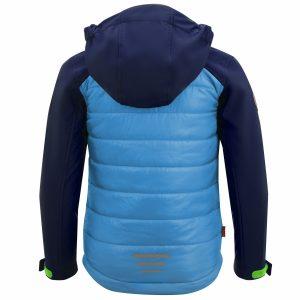 Trollkids Kids Lysefjord Hybrid Softshell Jacket